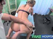 Fakehospital Hot Blonde Loves The Doctors Muscles