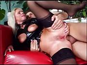 Kathy Anderson Double Anal Double Scene