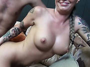Christy Mack Tattoo