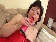 Horny Mature Getting Hard Pounded