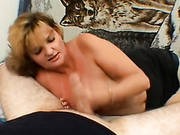 Fat Woman Blowjobs Cum 5. Part 2