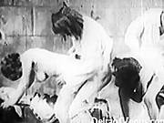 Antique Porn 1920s Hairy Pussy Bastille Day