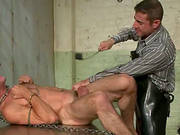 Dj And Nick Moretti Enjoy Being Bound And Tormented By A Lewd Dominator